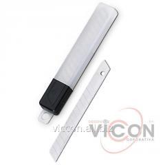 Сменные лезвия для средних ножей, 9 мм, NORMA