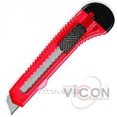 Нож универсальный, 18 мм, SAN YANG