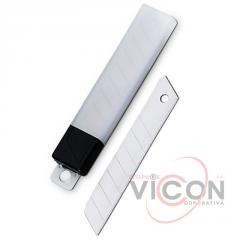 Сменные лезвия для больших ножей, 18 мм, FORPUS