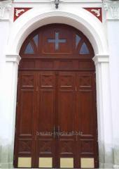Entrance door model 1-5