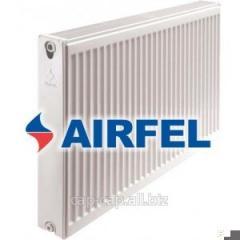 Radiators steel panel Aerfil