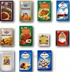 Cacao, Drojdie, Gelatina, Intaritor, Scortisooara,