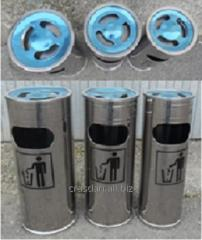 Ballot boxes from stainless steel