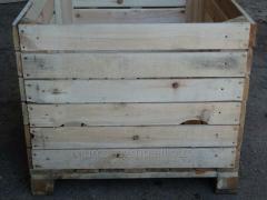 Skrzynie drewniane na eksport