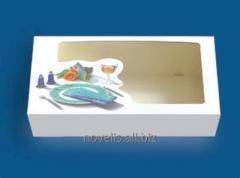 Картонная упаковка K75 1650 для формы A75 1650