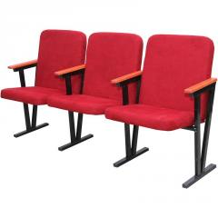 Кресла для актового зала Гелика