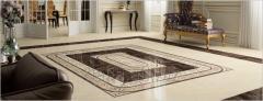 Керамическая плитка напольная под ковровое
