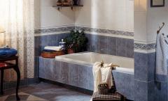 Brick tile for bathing Grespania Aranjuez wall