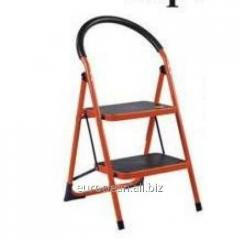 Step-ladder, 2-staged