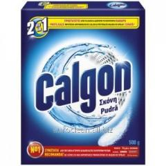 Water softener for the Calgon Automat 500g washing
