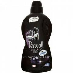 Liquid means for washing of Perwoll Black 2L
