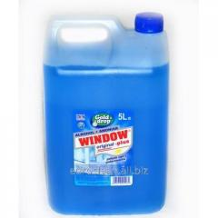 Liquid for washing of the Papilion Glass Cleaner