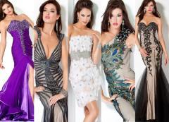 Вечерние платья JOVANI (USA)