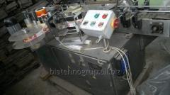 Cimkéző gép