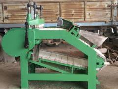 Косточко- выбивная машина для вишни на экспорт