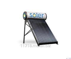 Soler cолнечный водонагреватель OGU-NG-15