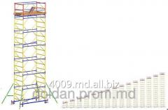 Tower modular mobile 2.0m*1,2m - schela mobila