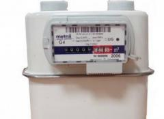 Accessories to gas meters