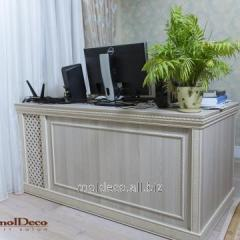 Decor and furniture of Masa cu elemente decorative