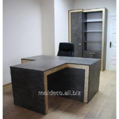 Decor and furniture of Set mobilier. Furniture.