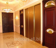 Wooden Doors by the individual sizes