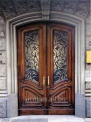 Carved Wooden Doors by your sizes