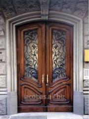 Резные Деревянные Двери по вашим размерам