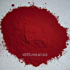 Pigment for concrete Red 25kg / a bag