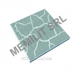 Sidewalk tile of 30x30 Pautina