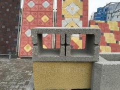 Вентиляционный сквозной Фортановый блок