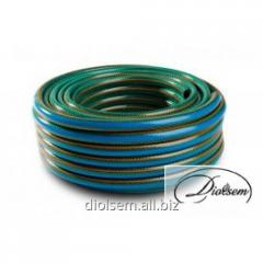 Hose watering with working pressure of 0,8 MPas