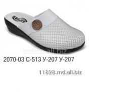 Профессиональная обувь для медицинского персонала