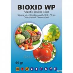 Security measure of plants of Bioxid WP 60gr