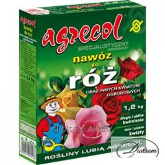 Fertilizer for Z-211 roses