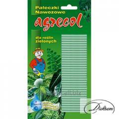 Удобрение палочки для зеленых растений Z-401