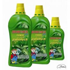 Удобрение для декоративных лиственных растений 0,75л Z-055