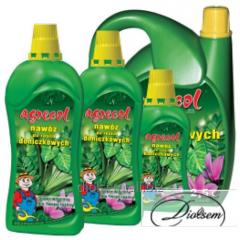 Fertilizers for the Z-302 houseplants