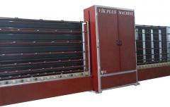 МАШИНА ДЛЯ МОЙКИ И СУШКИ СТЕКЛА VILMAC VM-1500 (2