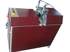 Automatic saw for cutting of a shtapik with SYSTEM