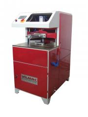 The machine for cleaning of corners and surfaces