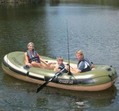 For the first time all range of inflatable boats