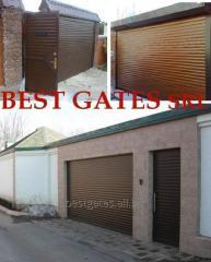 Ворота секционные