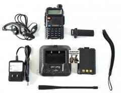 Handheld transceiver of Baofeng UV-5R Black