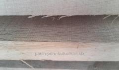 Staves for barrels for fiber