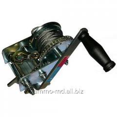 Winch of stationary 850 kg 6m-G01081/81408
