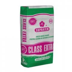 Glue for Class Extra tile (25 kg) vnutr / external Supra ten510020