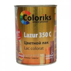 Varnish for Coloriks parquet (3.75l)