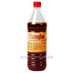 Drying oil Oksol (0,9l) Gama-color