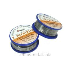 Solder soft LC60 d=2mm (100 g) 60314 (coil)