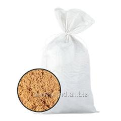 Sand is packed up. (25 kg + - 2%)
